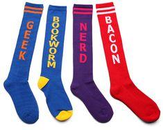 ThinkGeek - Statement Socks
