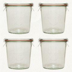 great storage jars by Weck $24