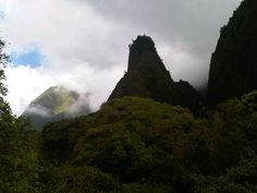 Iao Needle #MauiMoment in #gohawaii