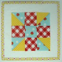 Bee In My Bonnet: my tutorials - Includes a bunch of farmers wife quilt blocks and more