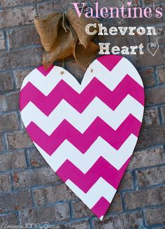 Valentine's Heart Door Decor