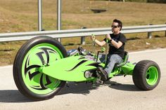 Check out the big wheeler for adults.