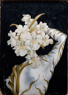 Gala Narciso by Salvador Dali, 1938.