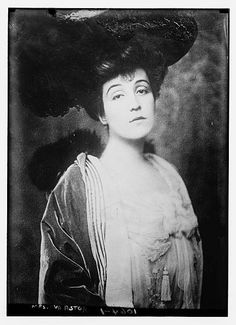 Mrs. Ava Astor