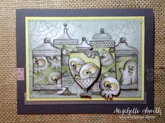 """WOW! Awesome card using Close To My Hearts """"Frightfully Fun"""" stamp set!"""