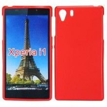 Capa Xperia Z1 - UltraSlim Vermelha  4,99 €