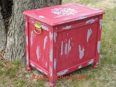 Rustic Western Cooler   Restyled Junk                                                             Would like this for the deck.