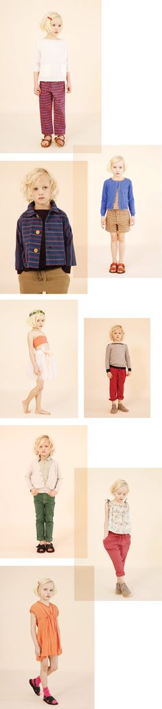 - The Junior - Caramel Baby and Child SS2013