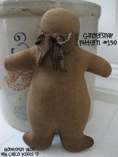 Gingersnap pattern
