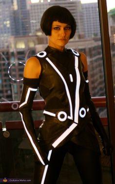 Quorra - Tron Legacy - 2012 Halloween Costume Contest