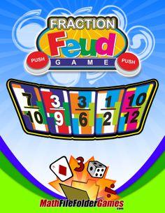 teach ideasmath, math game, games, the game, teach math, fraction game, fractions, math idea, cards