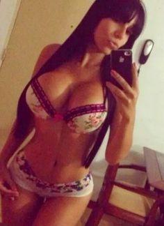 La Espectacular Oriana Fernandez (@sexybeba27) en ropa interior