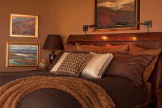 Sophisticated Master Suite - traditional - bedroom - portland - Garrison Hullinger Interior Design Inc.