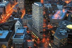 boston beauti, place boston, westin copley, massachusett, heart boston