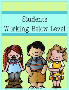 There are stages that some parents go through when teachers tell them that their child is working below level. This is a good post to bookmark to read before you conference with a parent about this topic.