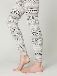 sweater legging