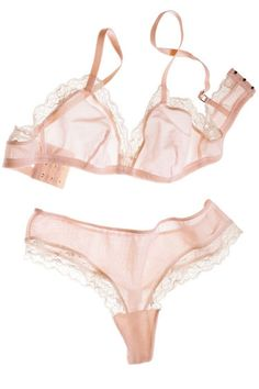 Race-y Off: Shop Valentine's Day Lingerie from Sweet to Sultry: Hanro