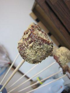 Smores on a stick!
