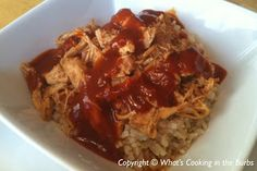 Whats cooking in the burbs: Crock Pot Cherry Coke Chicken