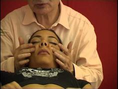 sinusitis: massage and treatment