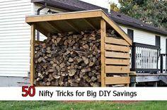 50 Nifty Tricks for Big DIY Savings