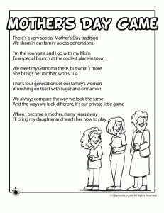 Mother's Day Kids Poems - Re-pinned by @PediaStaff – Please Visit http://ht.ly/63sNt for all our pediatric therapy pins
