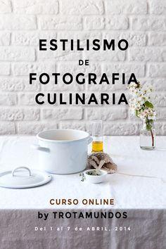 Curso online de Estilismo Culinario por Trotamundos, nueva edición 1 de abril - Whole Kitchen