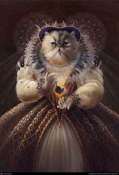 Cat Queen, Christina