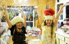 10 Wonderful ways to ring in the new year with children