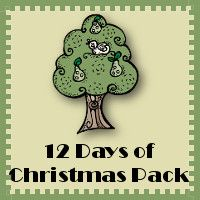 Free 12 Days of Christmas Pack - Over 120 pages of activities for ages 2 to  8 - 3Dinosaurs.com