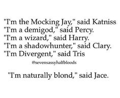 "the only thing that takes away from the funnieniss of this is that they spelled ""mockingjay"", mocking jay"