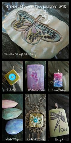 Photo Gallery #2 - Cool2Cast project ideas! #diycrafts