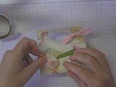 Stamping T! Pop n Cuts Treat Box