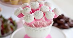 little girl birthday, valentine treats, cakes, candies, marshmallow pops, girls birthday parties, cake pops, first birthdays, pink parties