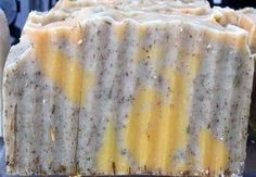 Try our Orange Lemongrass soap.  It's a soap that will definitely invigorate you in the morning.