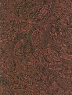 Cole and Son Designer Wallpaper - Fornasetti Malachite