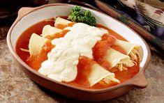 Cocina Mexicana y Regional -entomatadas