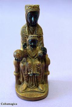 "Virgen de Montserrat ""La Moreneta"" Catalunya"