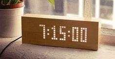 Ginko Message Click Clock