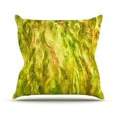 Rosie Brown Tropical Delight Outdoor Throw Pillow  by KessInHouse, $30.00   #art #homedecor #pillow #throwpillow #kessinhouse #etsy throw pillows, pillow throwpillow
