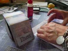 3D card in a box part 3 - tutorial