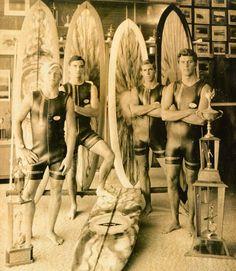 vintage surf pic