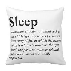 definit pillow