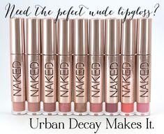 urban decay, nourish lipgloss, nake ultra, lipgloss review, ultra nourish, decay nake