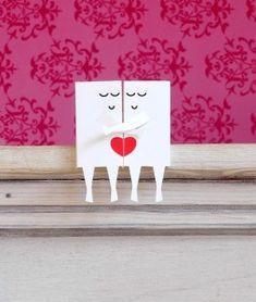 couples valentine card idea