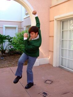 Nick Pitera dancing his heart out :) <3