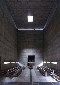 La Tourette   1957   Iannis Xenakis   Le Corbusier