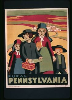 "from the Library of Congress' ""WPA Posters"" collection"