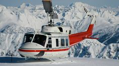 Heli-skiing in Alaska!