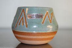 Saguaro stoneware bowl w/ southwestern design motif - Phoenix Arizona #Saguaro #PhoenixArizona #Stoneware